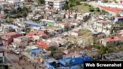 Daños ocasionados por el Tornado que impactó Ciudad Habana el domingo 27 de enero