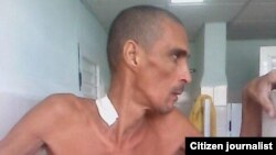 Marcelino Abreu abandonó su huelga de hambre.