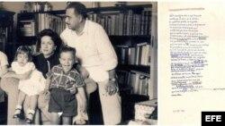 Homenaje en Madrid al poeta cubano Eliseo Diego.