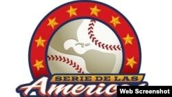 Logo de la Serie de las Américas.