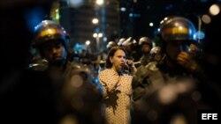 Arresto de Ledezma causa revuelo en Caracas.