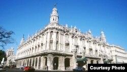 """El imponente Centro Gallego de La Habana fue """"intervenido"""" en 1961"""