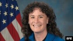 La astronauta Serena Auñón-Chancellor, la primera mujer de origen cubano que irá al espacio.