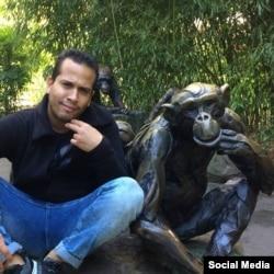 "Rafel Gordo Núñez, colaborador de la revista ""Tremenda Nota"". (Tomado perfil de Facebook)."