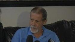 Habla ante las cámaras de TV Martí presunto represor castrista que vive en Miami - Parte 1