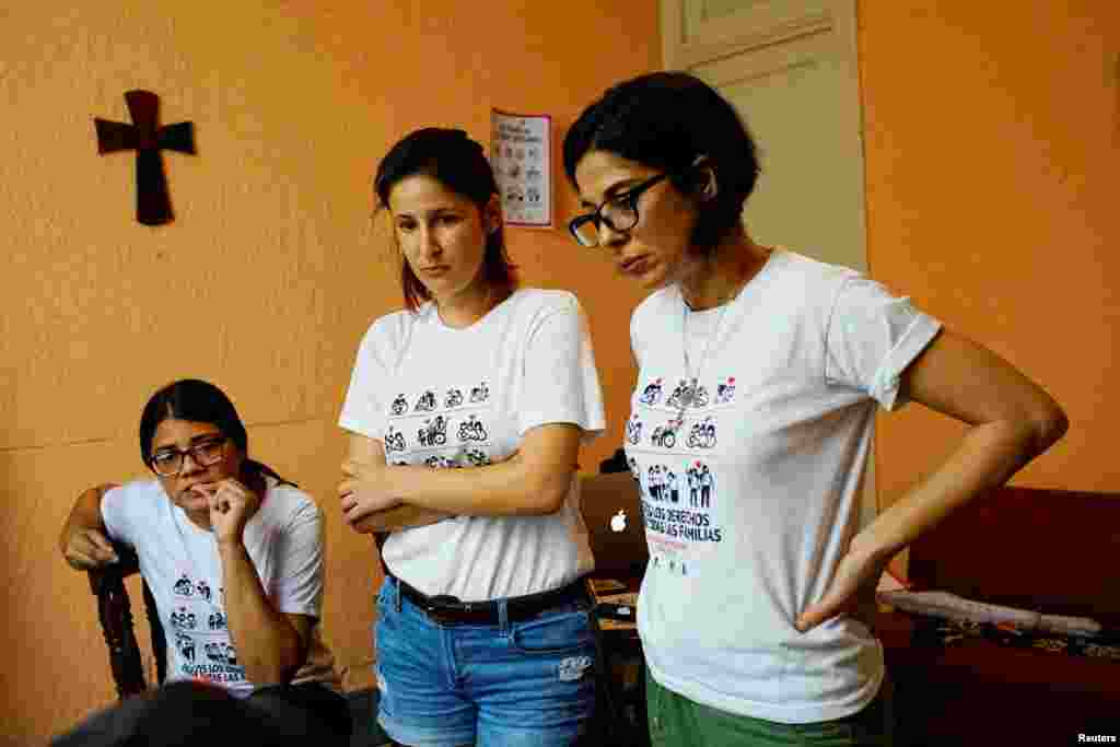 Elaine Saralegui, Susana Hernández y Angela Laksmi, apoyan el matrimonio gay.