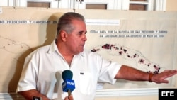 Elizardo Sánchez, portavoz de la Comisión de DD.HH y Reconciliación Nacional