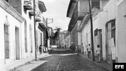 Las excursiones a caballo al Escambray parten de la villa histórica de Trinidad.
