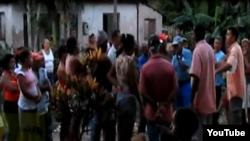 Archivo Acto de repudio en Cuba Agosto 2014 cuba