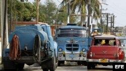 Los autos de La Habana