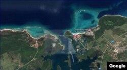 Parte de los terrenos confiscados a los Sánchez Hill incluyen 57 kilómetros de playa.
