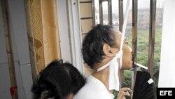 El disidente chino Li Wangyang se ahorcó en un hospital de Hunan