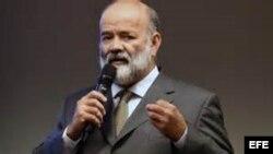 Joao Vaccari, Tesorero del PT Brasil.