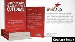 """Portada del """"El libro rojo del marxismo cultural""""."""