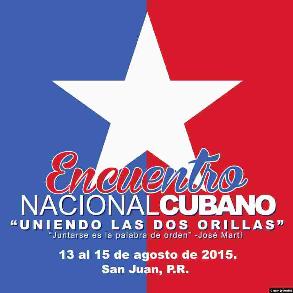 Inicio del encuentro en Puerto Rico jueves 13 de agosto