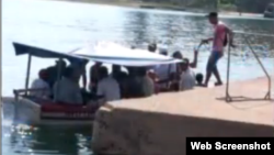 Reporta Cuba litoral Santiago de Cuba hacia Cayo Granma