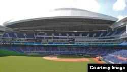 El estadio Marlins Park está ubicado en el 501 Marlins Way, Miami, Florida. Foto cortesía de Flickr.
