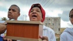 Madre de Zapata Tamayo recuerda a su hijo en décimo aniversario del fallecimiento