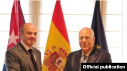 Cuba y España acordaron en febrero pasado una nueva condonación de deuda para impuslar relaciones económicas.