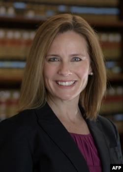 Jueza Amy Coney Barrett