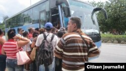 Algunas opciones para viajar en Villa Clara/ foto/ cristianosxcuba.