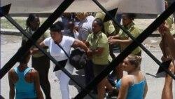 Damas de Blanco son víctimas de la represión del régimen cubano