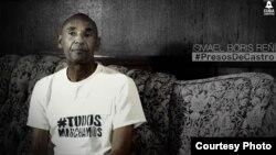 Ismael Boris Reñí/Tomado de Facebook de Claudio Fuentes Campaña en redes por la libertad de presos políticos