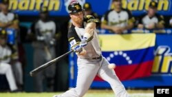 Lew Ford de Navegantes del Magallanes de Venezuela. Archivo.