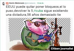 Reporta Cuba. @dmmelsexto.