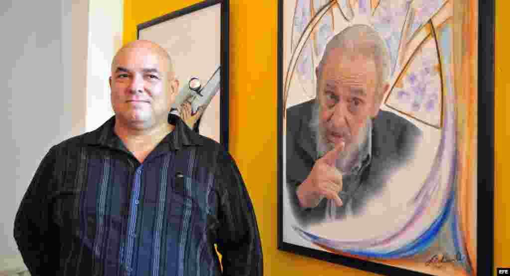 Alex Castro, hijo de Fidel Castro.