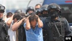 La explosión de violencia en México ha causado decenas de miles de muertes. Archivo.