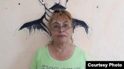 Yolanda Carmenate, exprisonera política cubana, liberada el 29 de abril de 2019. (Fotos de su cuenta de Facebook).