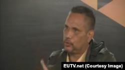 """Alberto """"El Chino"""" Carías en entrevista con EUTV.com"""