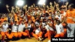 Villa Clara Campeón Serie Nacional 2013