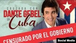 Régimen de Cuba teme que un simple predicador pueda generar una revolución en la isla