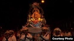 Cubanos listos para celebrar el día de Nuestra Señora de la Caridad del Cobre