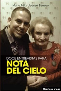 Doce Entrevistas para Nota del Cielo, de Mario Félix Lleonart.