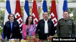 El presidente de Nicaragua, Daniel Ortega, acepta dialogo sobre reformas