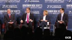 Cumbre latinoamericana en Miami, Florida