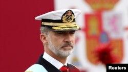 El rey Felipe VI. REUTERS/Sergio Perez