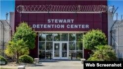 Centro de Detención de Stewart. (Foto: CoreCivic)