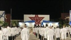 Cuba envía 230 médicos a Panamá. (Foto: MINSAP)
