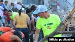 Cuba politiza entrega de ayuda a damnificados