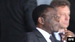 Teodoro Obiang Nguema Mbasogo.