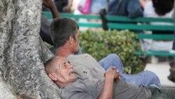 Cuba un país que envejece