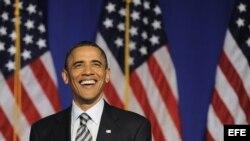 El presidente estadounidense, Barack Obama, en foto de archivo.