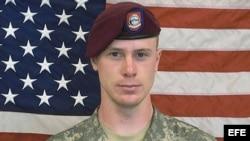 Sargento Bowe Bergdahl, liberado por Talibanes en Afganistán y acusado por EEUU de deserción.