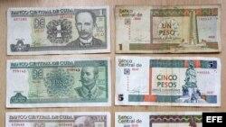 Cuba anuncia planes de unificación monetaria