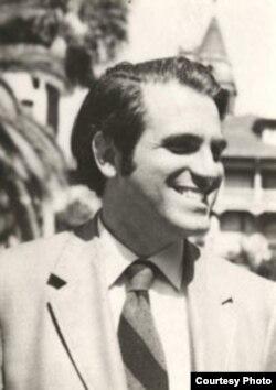 El abogado y diplomático Enrique Hurtado de Mendoza en una imagen difundida por FIU.
