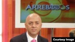Fructuoso Rodríguez es panelista del show Arrebatados.